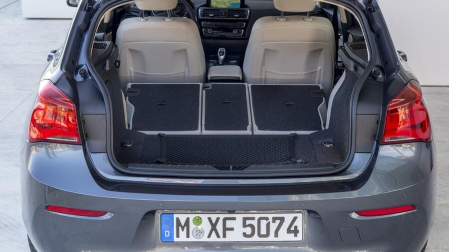 Uberarbeiteter Bmw 1er Schnell Uber 40 000 Euro