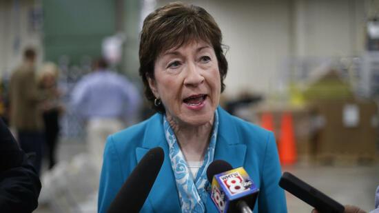 Weitere Senatorin der Republikaner lehnt Rückbau von