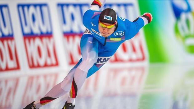 Eisschnelllauf: Ihle patzt in Erfurt - Dannhauer bereit für Pyeongchang