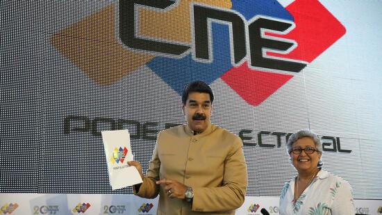 Ermittlungen wegen Wahlbetrug: Lage in Caracas eskaliert