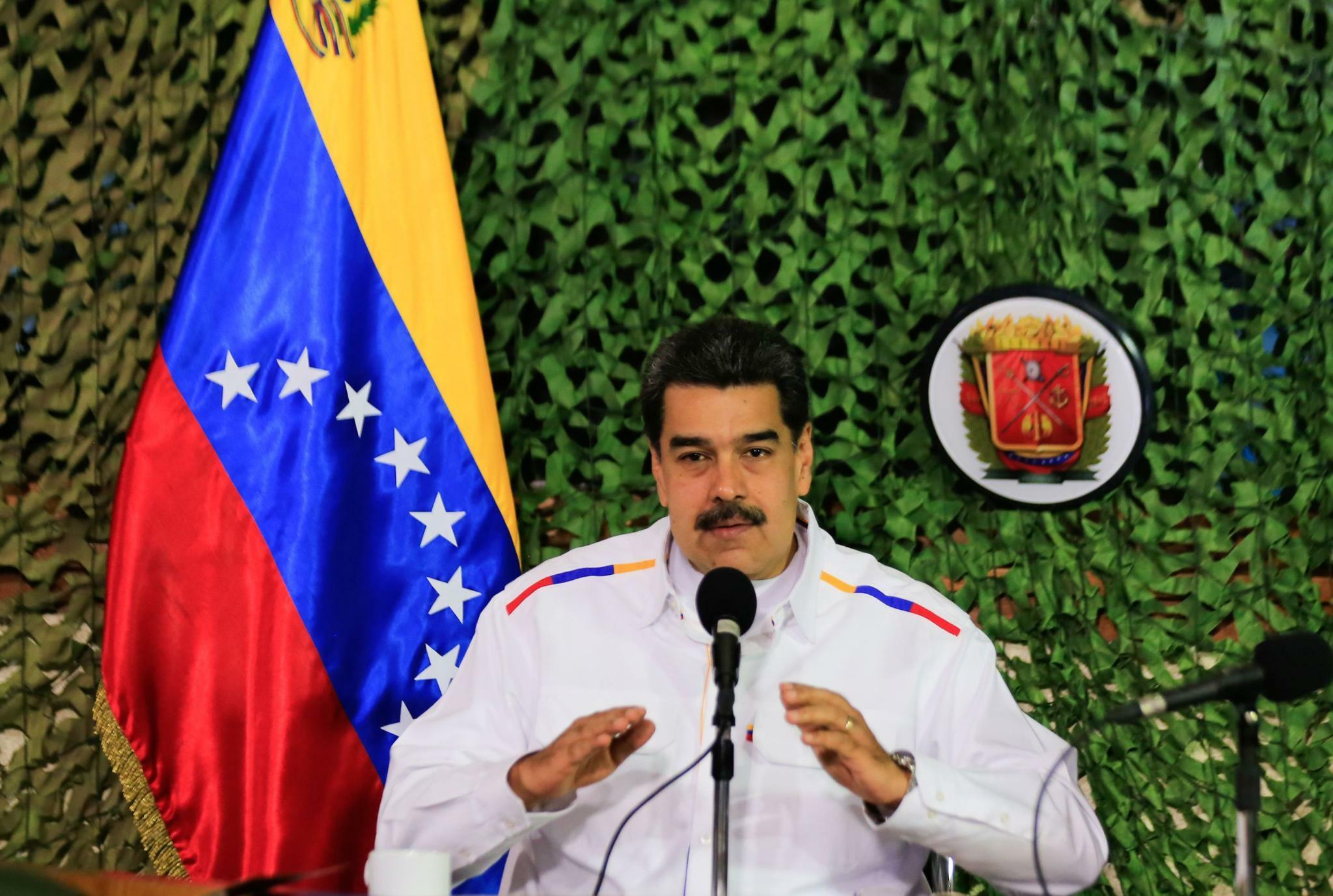 USA verschärfen Sanktionen gegen Venezuelas Regierung