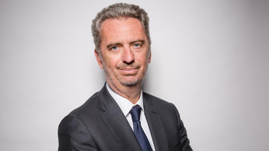 Deutsche-Bank-Manager Nicolas Moreau: Der doppelte Chef