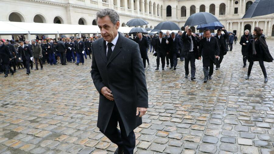 Nicolas Sarkozy soll Geld vom libyschen Machthaber Gaddafi angenommen haben. Quelle Reuters