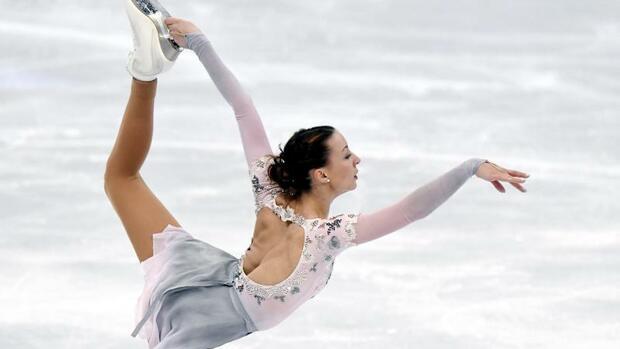 Eiskunstlauf: Eiskunstläuferin Schott Zehnte bei Grand-Prix-Debüt