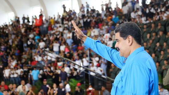USA und Mexiko sammeln Stimmen für Venezuela-Resolution