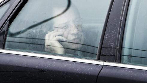 Zyperns Präsident Nikos Anastasiades am Sonntagnachmittag auf dem Brüsseler Flughafen. Quelle: ap