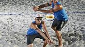 Beachvolleyball World Tour: Beachvolleyball-Duo Brink/Fuchs verliert