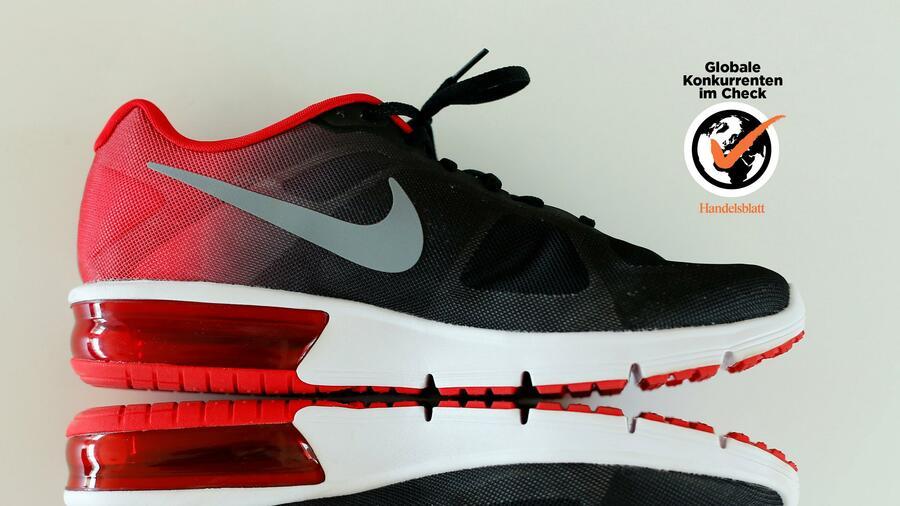 new product 72f8a 68029 Nike  Sportkonzern kopiert Konkurrent Adidas und gewinnt Quelle  Reuters