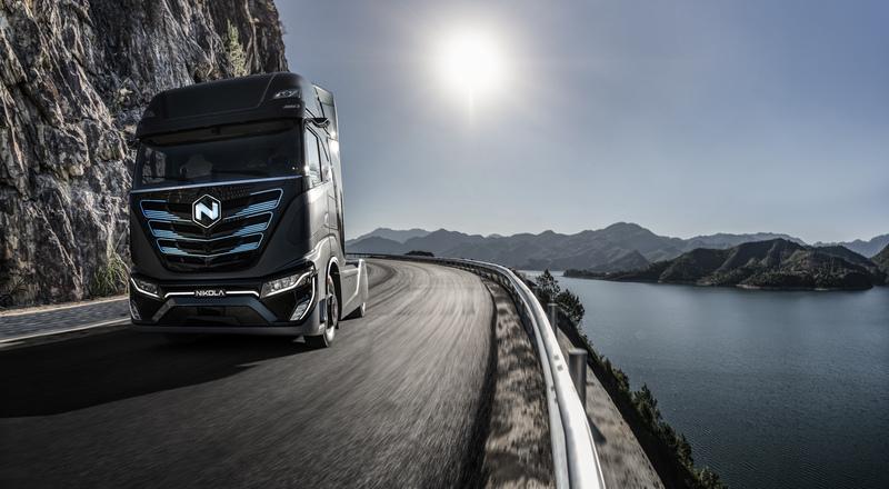 Erst Batterie, dann Wasserstoff – E-Truck Nikola soll bald starten
