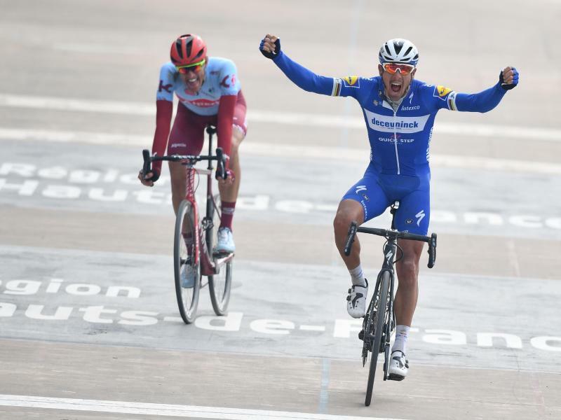 Roubaix-Zweiter Politt verrät: Werde zur Tour Papa