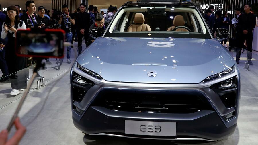 """Nio-Chef Cheng: """"Wir sind so gut wie Teslas Autopilot"""""""