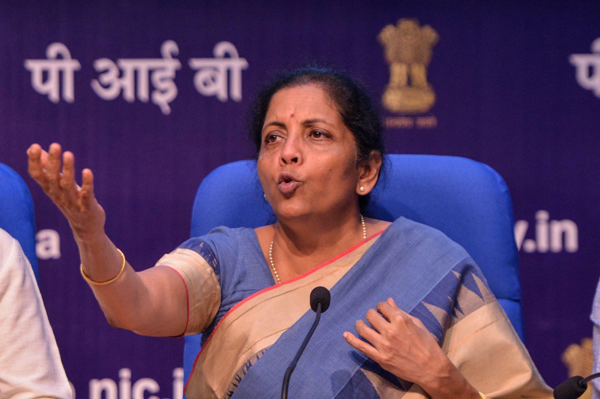 Indien will mit milliardenschwerer Steuersenkung die Wirtschaft anschieben