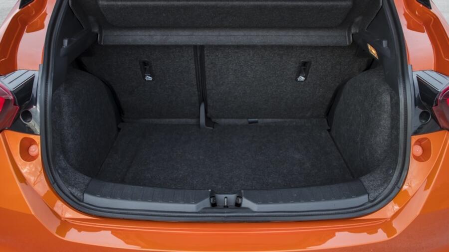 Kofferraumvolumen