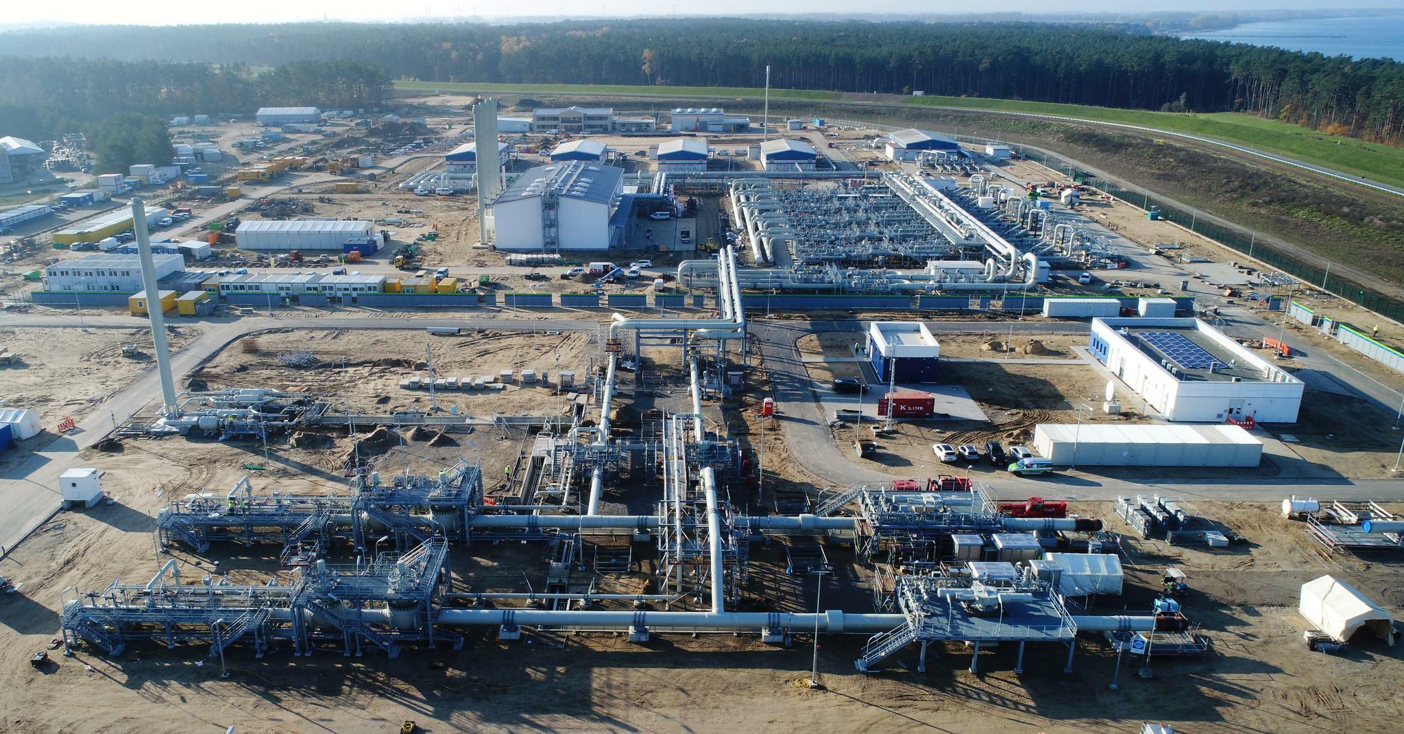 Der Streit um die Gas-Pipeline Nord Stream 2 weitet sich aus