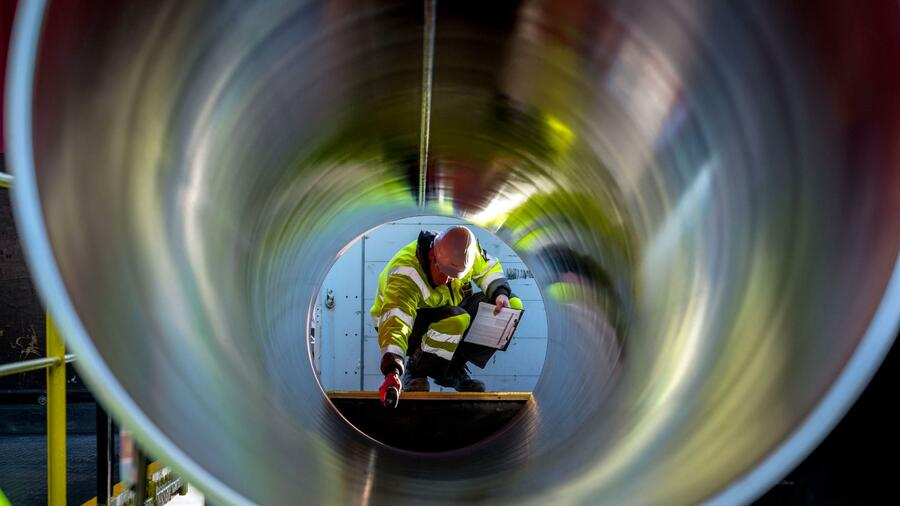 Streit um Nord Stream 2: Altmaier vermittelt zwischen Moskau und Kiew