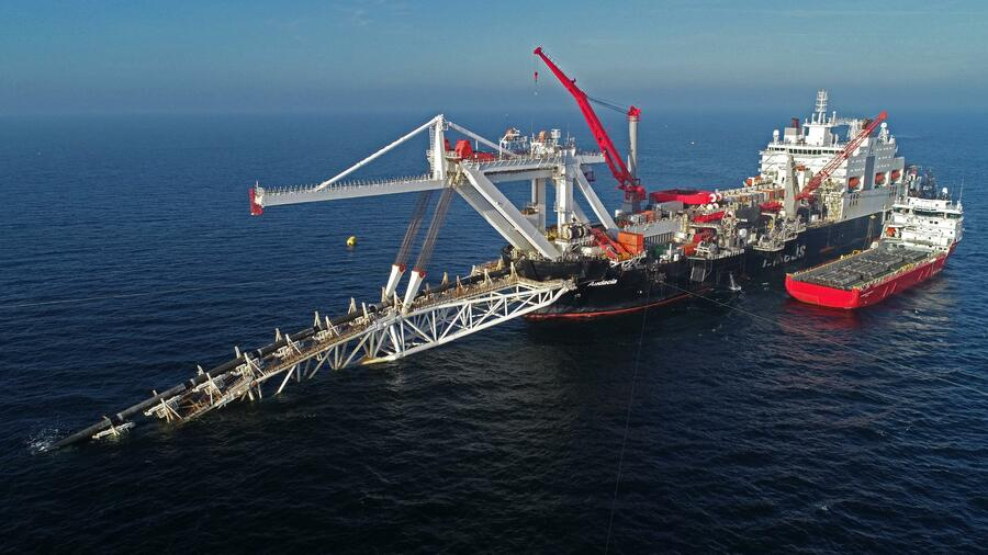 US-Senatoren gehen gegen Nord Stream 2 vor