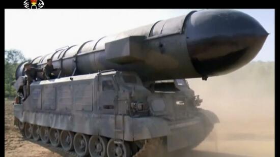 Konflikte Atom UN Nordkorea International: UN-Sicherheitsrat weitet Sanktionen gegen Nordkorea aus