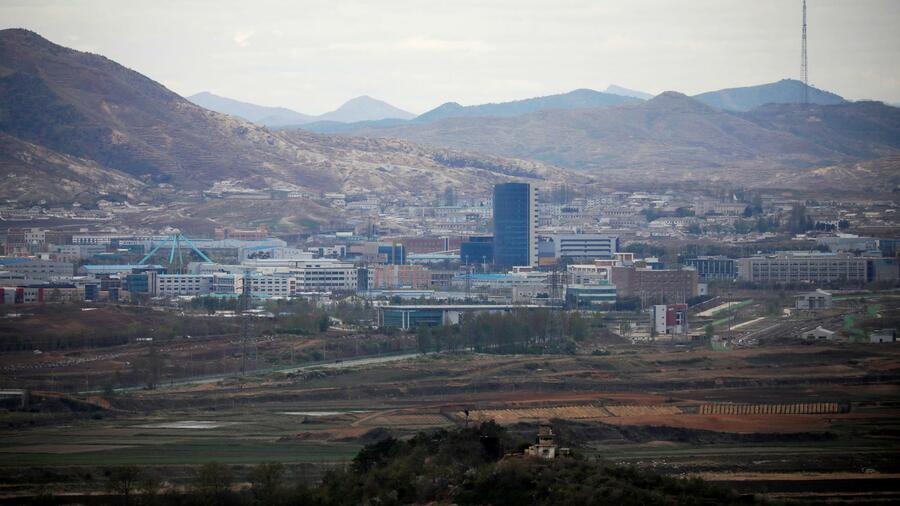Nordkorea schickt wieder Beamte zum Verbindungsbüro mit Südkorea