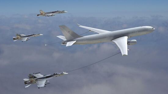 Insider- Rüstungskonzern Northrop kurz vor Übernahme von Raketenfirma