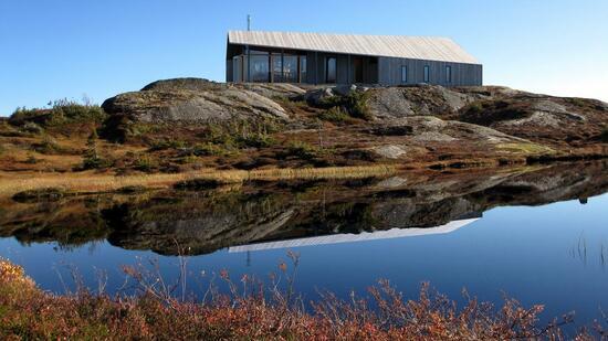 immobilien in norwegen spektakul re h tten in. Black Bedroom Furniture Sets. Home Design Ideas