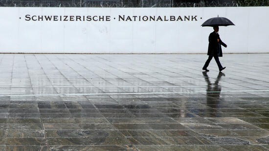 Notenbank in Bern