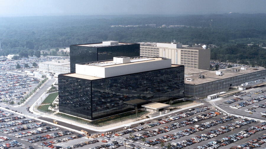 Im Kreuzfeuer der Kritik: Die National Security Agency (NSA) in Fort Meade, Maryland, USA. Quelle: dpa