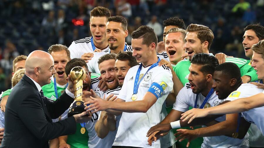 WM: Das sind die wahren Profiteure der Fußball-Weltmeisterschaft