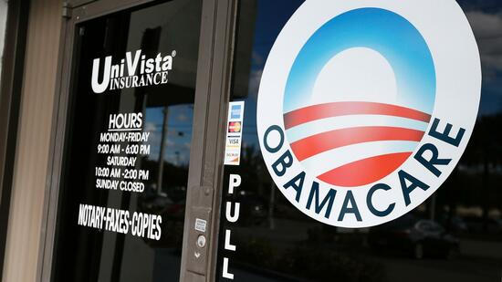 Washington: Kompromiss zu Obamacare