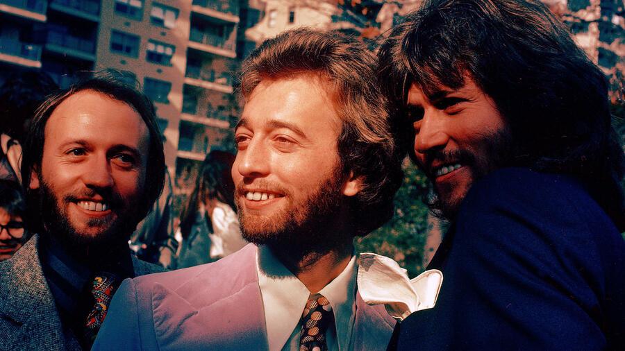 Bee Gees Star Unstetes Privatleben