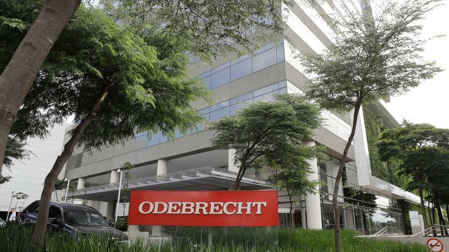 Brasilianischer Skandalkonzern Odebrecht stellt Insolvenzantrag