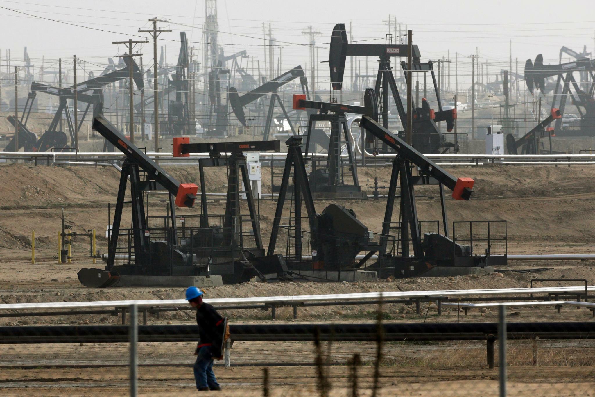 Der Öl-Boom in den USA gerät ins Stocken