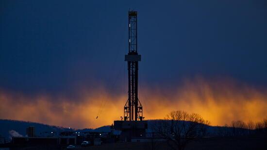 Rohstoffe: Ölpreis fällt unter 45 Dollar