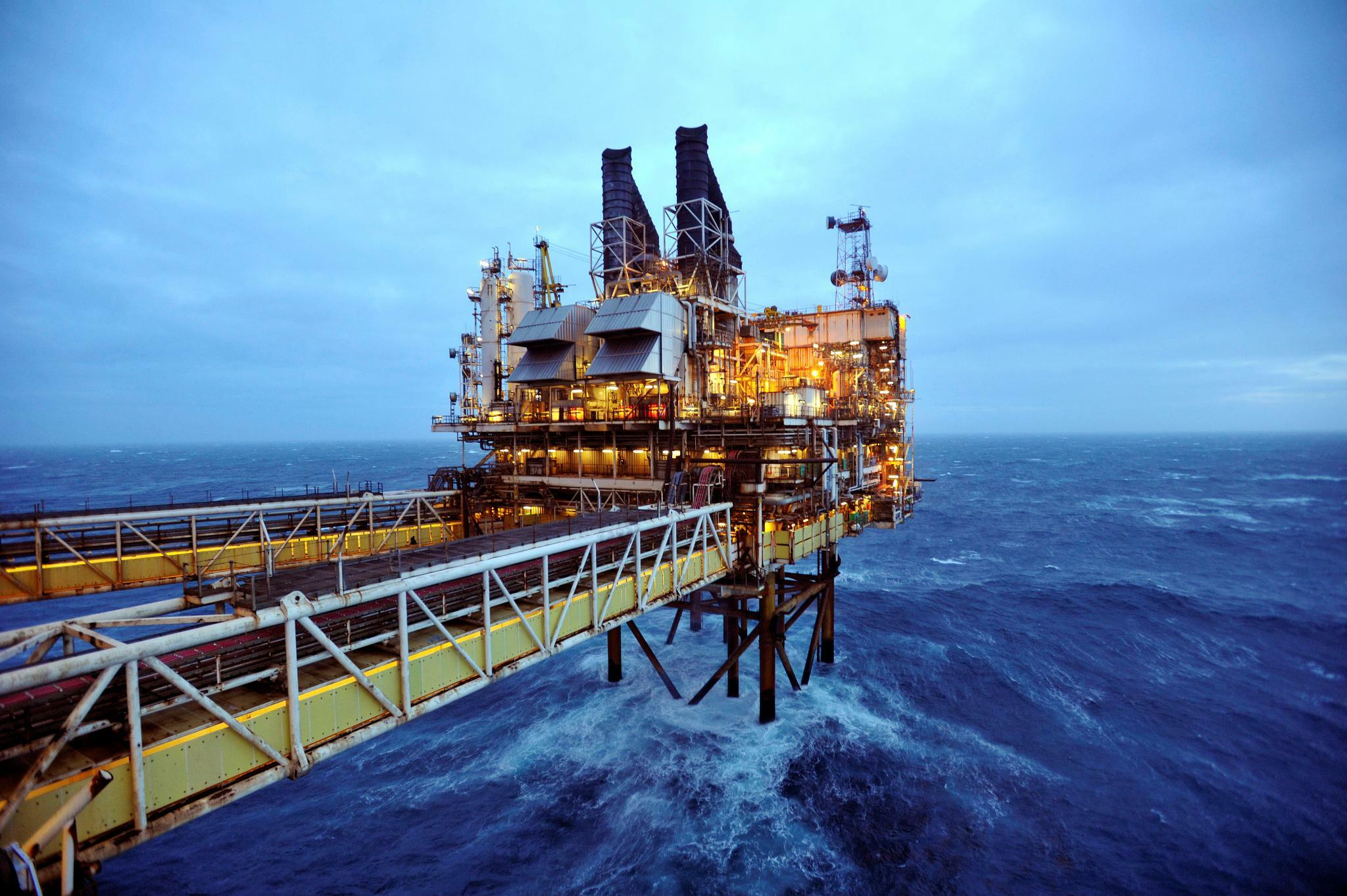 Bohrinseln: Die Milliarden-Herausforderung in der Nordsee