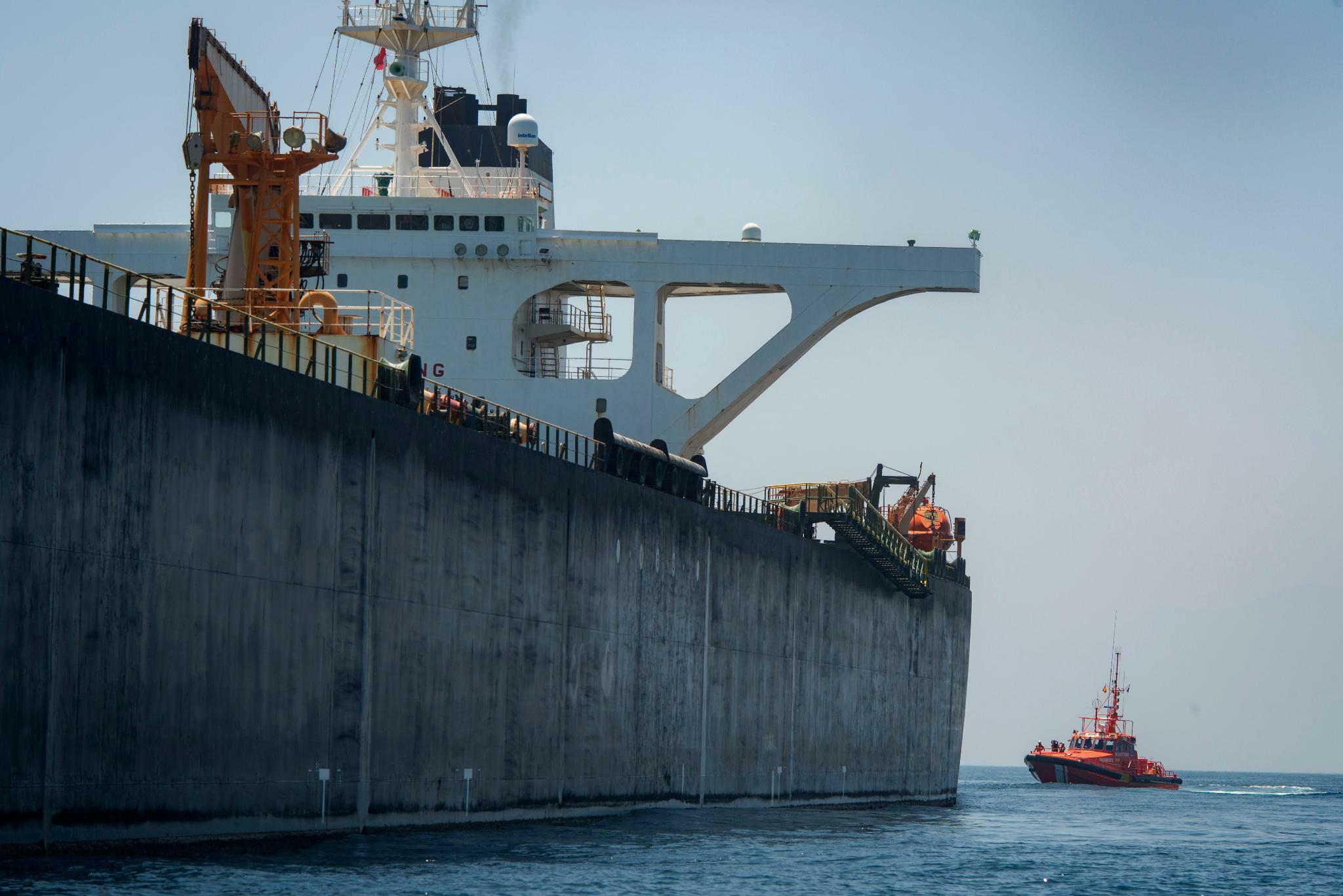 Iranischer Tanker soll Gibraltar trotz US-Anordnung verlassen