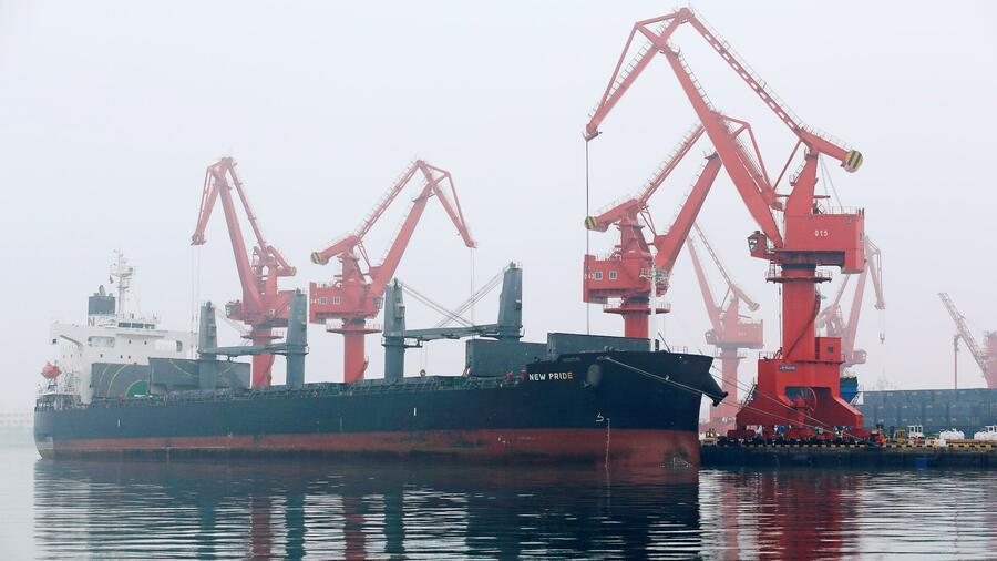Die neuen Zolldrohungen sorgen für einen Ausverkauf an den Rohstoffmärkten. Quelle: Reuters