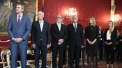 Regierungskrise: Übergangsregierung in Österreich: Expertenrat nimmt Ministerarbeit auf