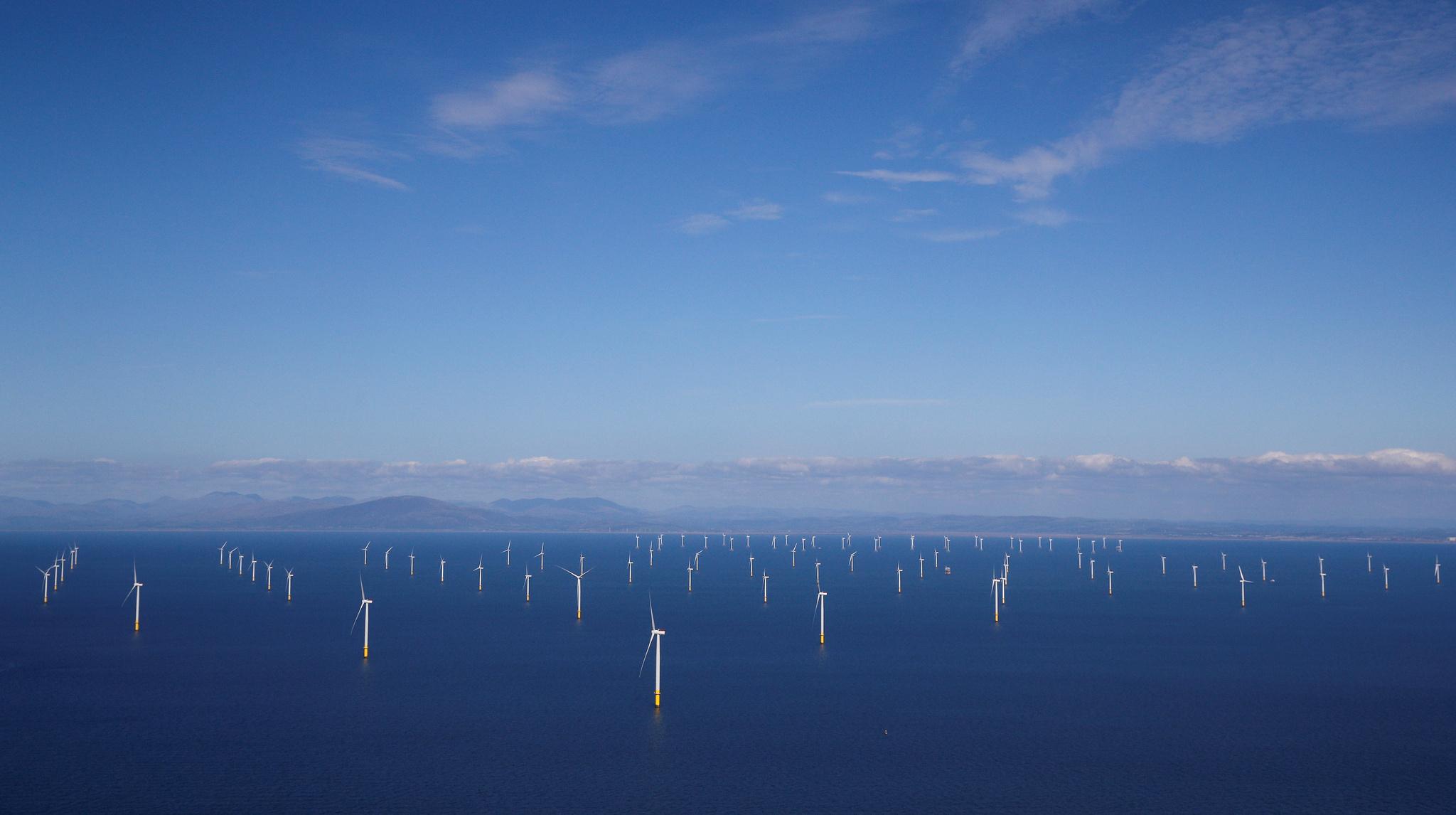 Offshore-Windkraft: Das ungenutzte Potenzial auf dem Meer