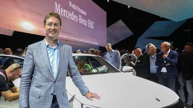 Schleppende Verkäufe: Elektro-SUV von Mercedes wird zum Ladenhüter
