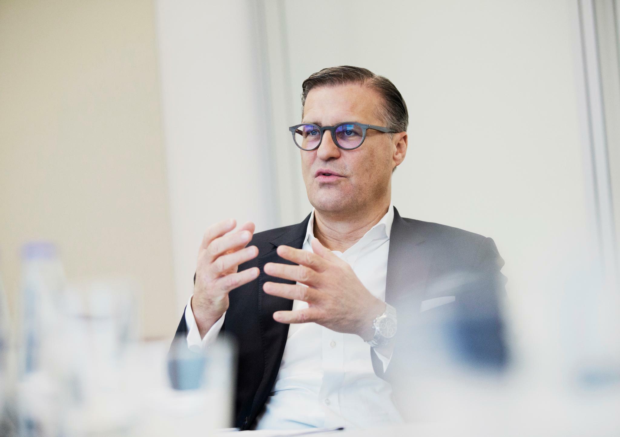 Osram: Olaf Berlien warnt vor Risiken bei der Übernahme durch AMS