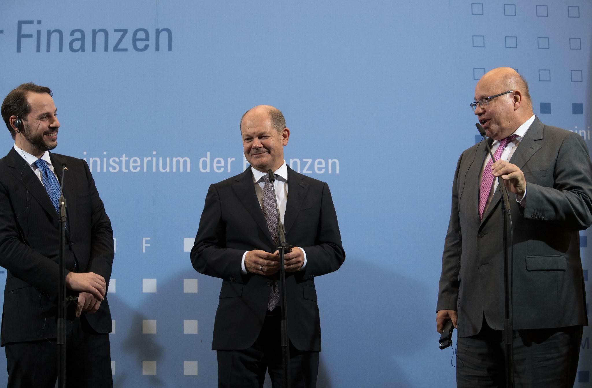 Finanzminister Scholz lehnt vollständige Abschaffung des Soli ab
