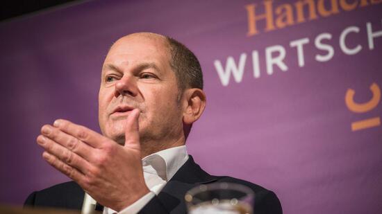 G20-Sonderausschuss beginnt mit Befragung von Scholz