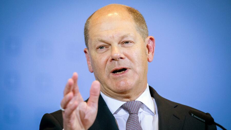 Olaf Scholz fordert von den Sparkassen mehr Maßnahmen für die Zukunft