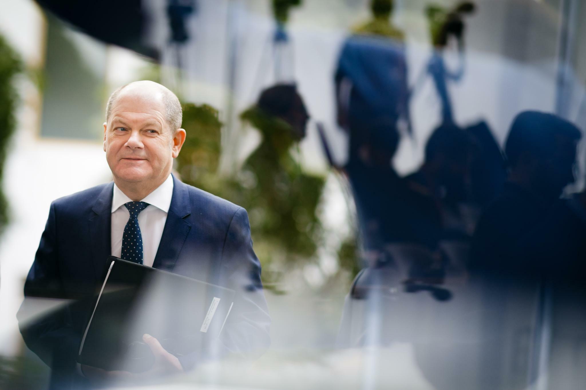 Olaf Scholz will nun doch SPD-Chef werden