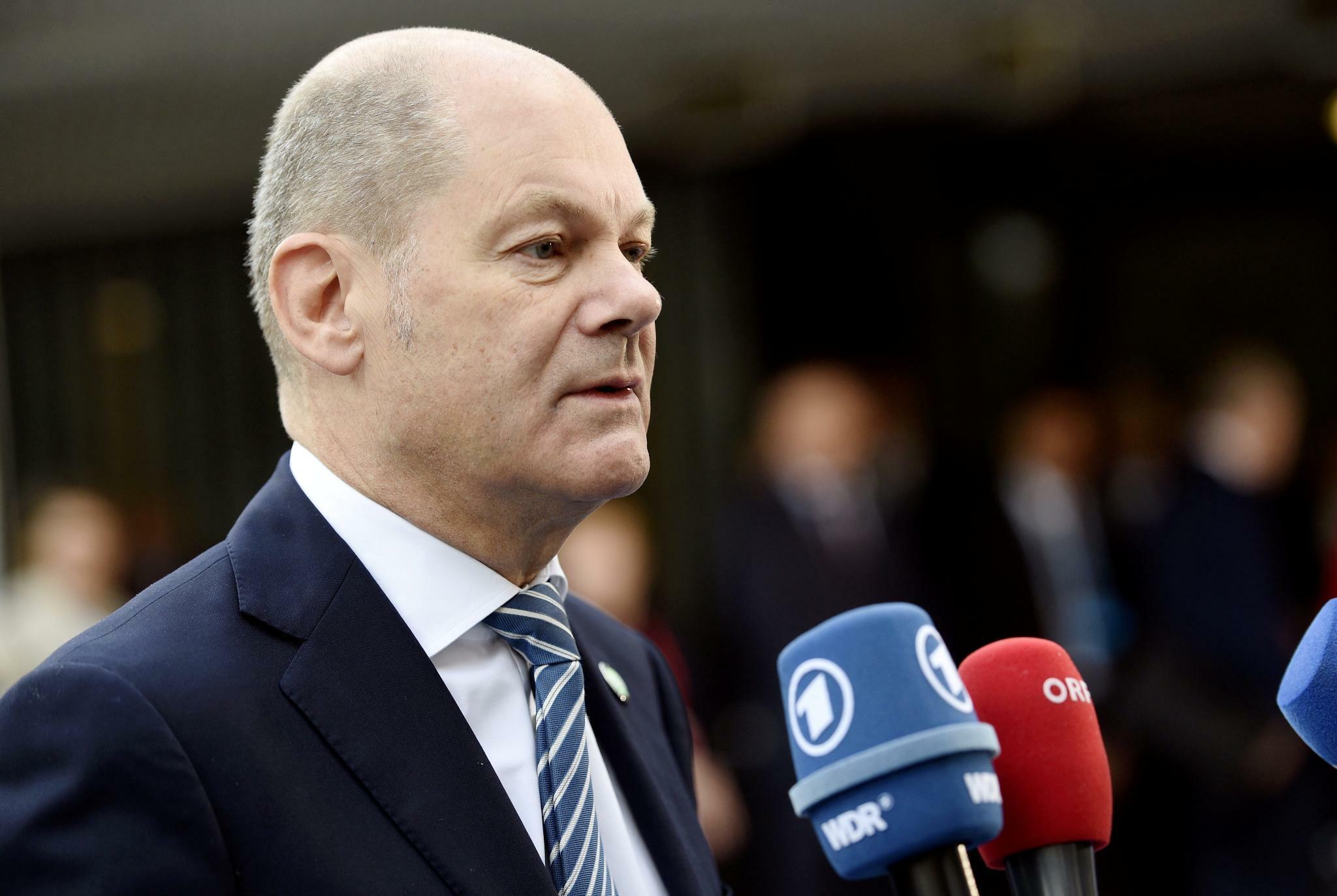Scholz will Steuerdaten von Konzernen offenlegen lassen