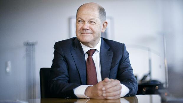 Bundeshaushaltsentwurf: Vorrang für Investitionen: Finanzminister Scholz plant eine Milliardenoffensive