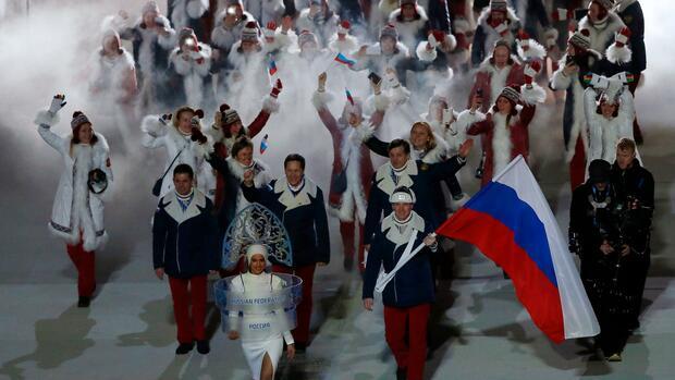 IOC-Entscheidung: Russland geht nach Olympia-Ausschluss in Isolation