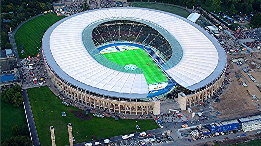 Hertha Berlin Stadion