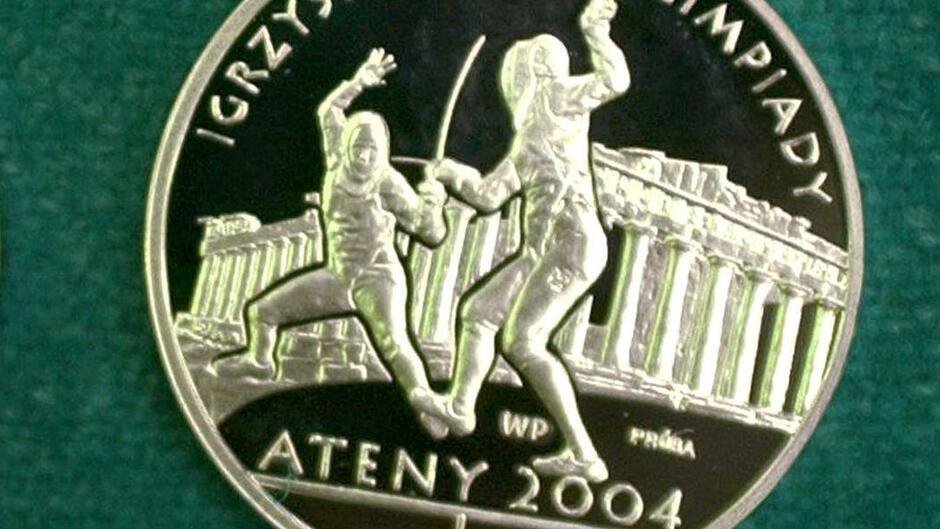 Sachwert Oder Notgroschen Gehortete Olympia Münzen Eher
