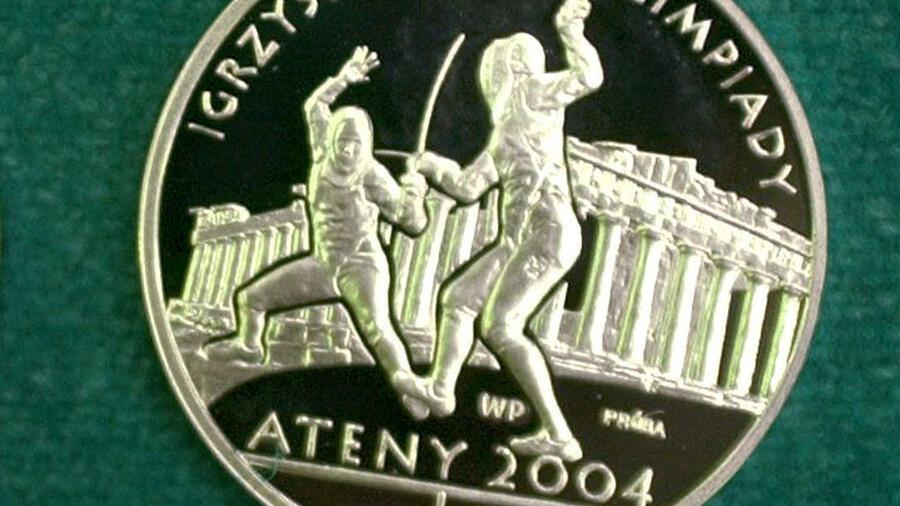 Sachwert Oder Notgroschen Das Geheimnis Der Olympia Münzen