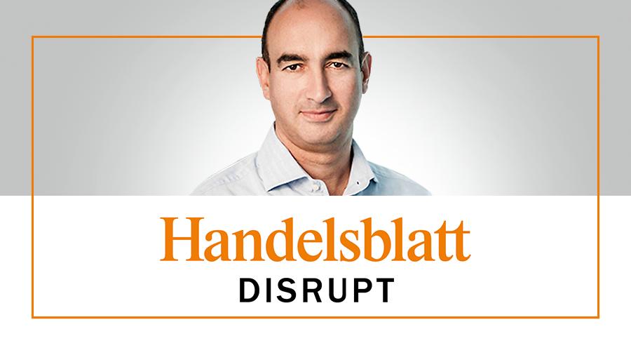 Arabesque-Gründer Omar Selim im Podcast Handelsblatt Disrupt